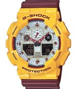 Reloj Casio G-SHOCK ga-100cs-9