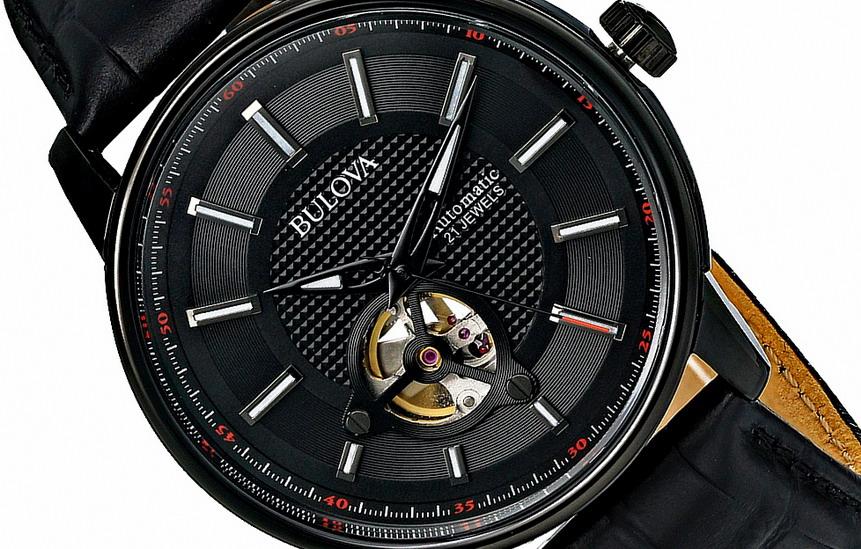 Reloj Bulova Automatico 98a139 Relojes Costa Rica