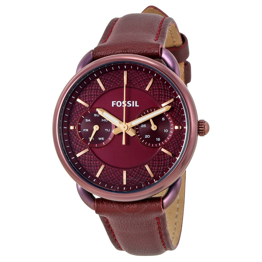fossil-tailor-multifunction-bordeaux-dial-ladies-watch-es4121
