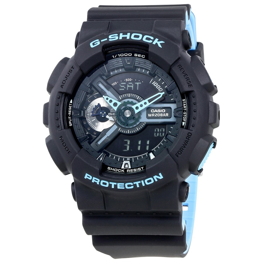378ce2330fe4 CASIO G-SHOCK GA110LN-1A