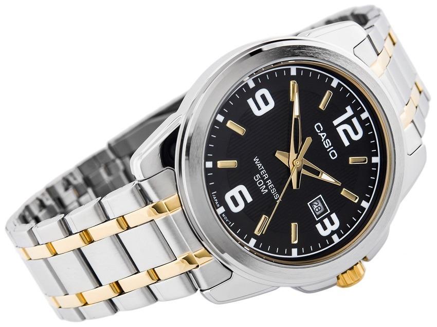 ff103ac8516f reloj-casio-mtp-1314sg-1a-analogo-bicolor-para-