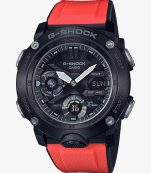 CASIO G-SHOCK GA-2000E-4 CARBONO