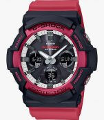 CASIO G-SHOCK GAS-100RB-1A