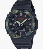 CASIO G-SHOCK GA-2100SU-1A CARBON