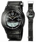 Reloj Casio aw-80v