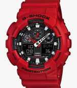 CASIO G-SHOCK GA-100B-4