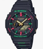 CASIO G-SHOCK GA-2100TH-1A CARBON